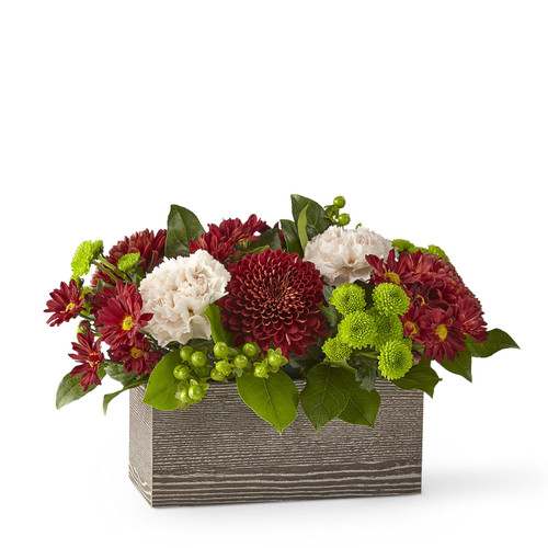 The FTD® Spiced Wine Bouquet Standard