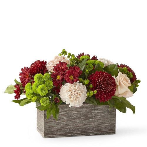 The FTD® Spiced Wine Bouquet - Deluxe