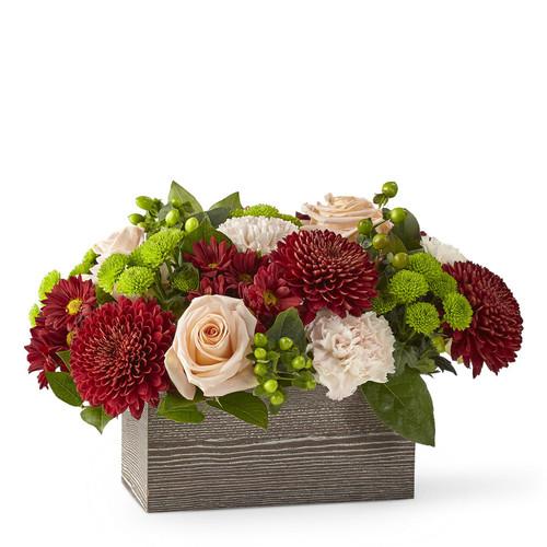 The FTD® Spiced Wine Bouquet - Premium