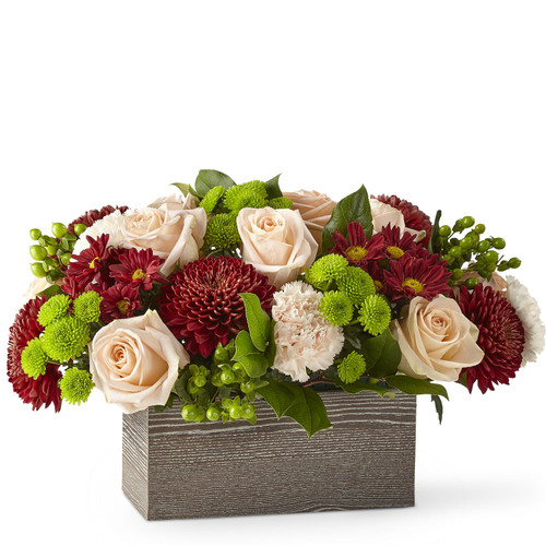 The FTD® Spiced Wine Bouquet - Exquisite
