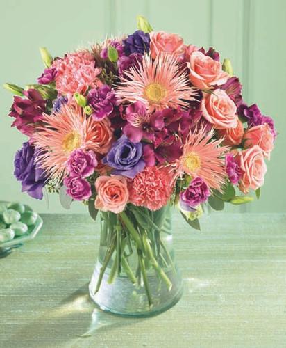 Festival of Color Bouquet