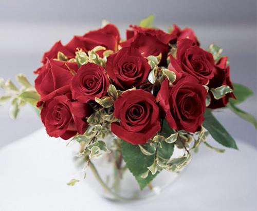 Contemporary Rose Bouquet