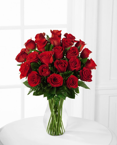 The FTD® Blooming Masterpiece™ Rose Bouquet - Premium