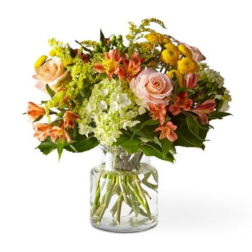 The FTD® Life's a Peach Bouquet - Premium