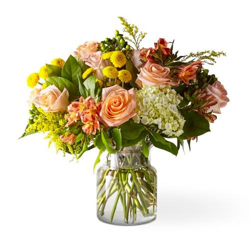 The FTD® Life's a Peach Bouquet - Exquisite