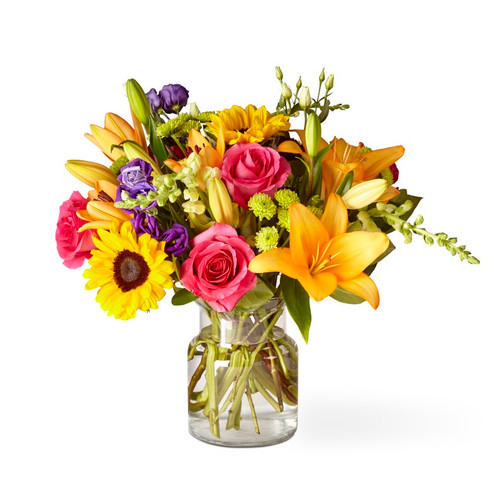 The FTD® Best Day™ Bouquet- Exquisite