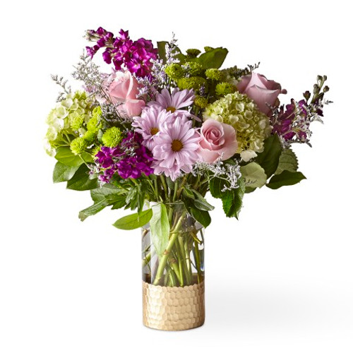 The FTD® Lavender Bliss Bouquet - Deluxe