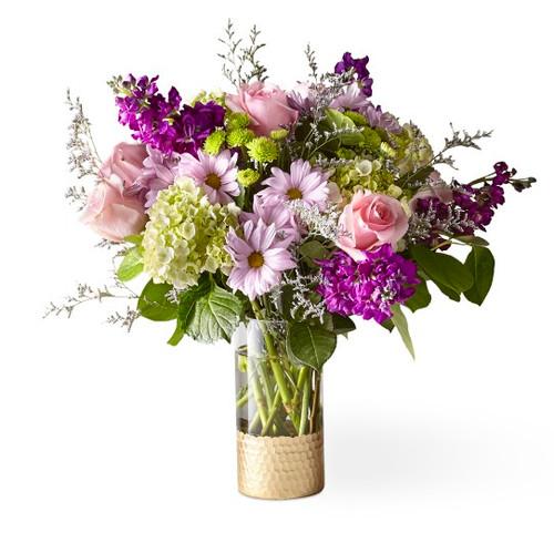 The FTD® Lavender Bliss Bouquet - Premium