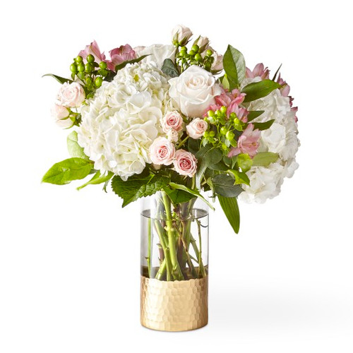 The FTD® Rosé All Day Bouquet - Deluxe