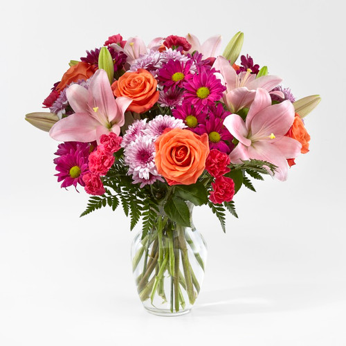 The FTD® Light of my Life™ Bouquet - Premium