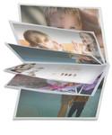 wallet photo holders fanned