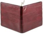 men's money clip wallet burgundy