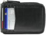 Winn Leather Zipper Wallets