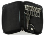 Osgoode Marley 8 Hook Zipper Key Case with Valet