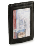 Money Clip with ID window