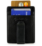 Center Credit Card Pocket