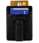 Center Credit Card Pocket