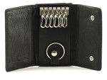 Osgoode Marley Double Wallet Key Holder with 12 Hooks