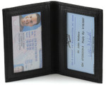 Compact Double ID Case