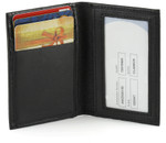 Credit Card Holder with ID Window