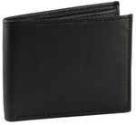 Front of Mens Bifold Wallet
