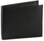 Front of Mens Bifold Wallet
