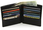 Osgoode Marley RFID Twelve Pocket Hipster Wallet
