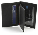 Double ID Wing Credit Card Holder