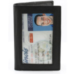 ID on Front Credit Card Holder
