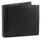Euro Bifold Wallet Black