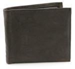 Euro Bifold Wallet Brown