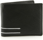 Buxton Credit Card Wallet Racing Stripes
