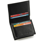 Osgoode Marley RFID Gusset Card Case with Outer ID