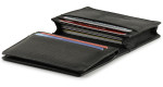 Osgoode Marley Gusset Card Case with Extra Page Gusset Pocket
