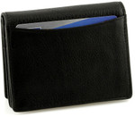 Osgoode Marley Gusset Card Case with Extra Page Back