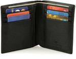 Buxton RFID Deluxe Two-Fold Wallet