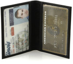 Removable Pass Case Wallet