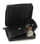 Men's Zipper Wallet with Coin Pocket Coin Purse