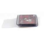 Credit Card Plastic Wallet Insert Profile