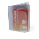 Trifold 14 Page Wallet Photo Insert