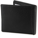 RFID Thin Wallet Back