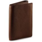 Tri Fold Wallet - Brandy