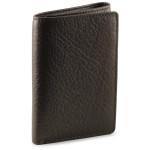Osgoode Marley Tri Fold Wallet - Espresso