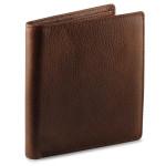 Osgoode Marley RFID Mens Leather Hipster Wallet - Brandy