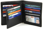 RFID Osgoode Marley Extra Page Hipster Wallets for Men