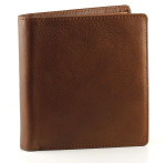 Mens Hipster Wallet - Brandy