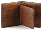Mens Hipster Wallets - Brandy
