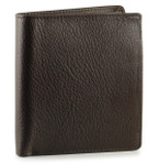 Men's Hipster Wallet - Espresso