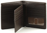 Hipster Wallets for Men - Espresso