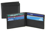 RFID Buxton Convertible Thinfold Wallet